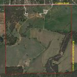 General Map – 268 Acre Gorgeous property @ 801 Cougar Road, Lipan, Parker County, Texas