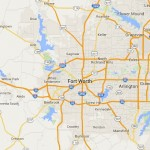"""General Map – 1436 Acre """"Rocking W Ranch"""", Parker County, Texas"""