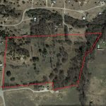 Local Map – 20 acres, S/W of Springtown, Texas