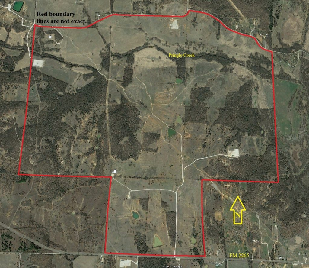 Aerial Photography Map Of Highlands Ranch Co Colorado: 1298.12 Acre Cattle/Recreational Ranch