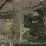 General Map – 253.4 Acres, Mineral Wells, Palo Pinto County, TX
