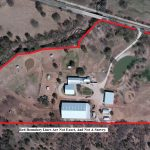 "General Map – 34+ Acre, Well Appointed, ""Lindy Burch"" Horse Facility, Weatherford, Texas"